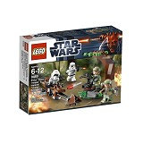 LEGO Star Wars Endor™ Rebel Trooper™ & Imperial Trooper™ Battle Pack [9489] - Building Set Movie